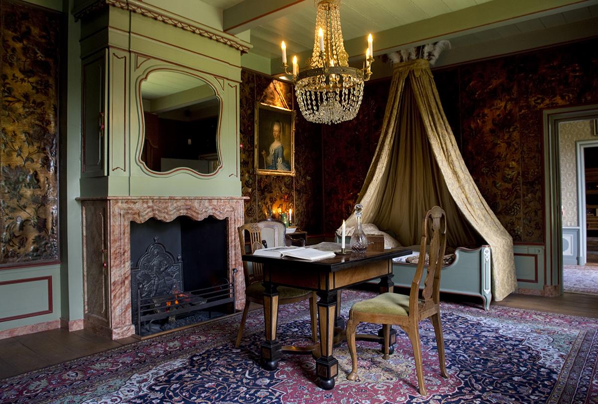 Kamer in het Poppenhuis Drents Museum