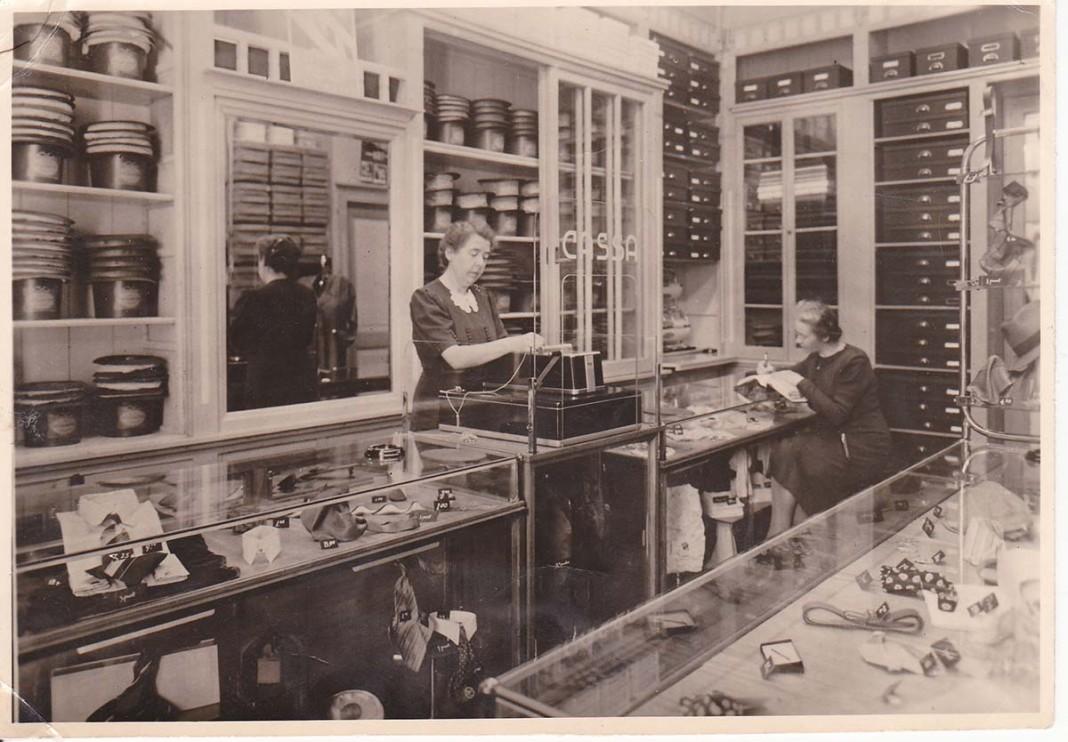 Tiny en Bonny 1935 Drenthe