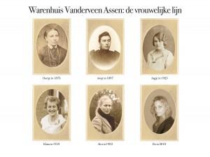 Generaties Vanderveen Assen