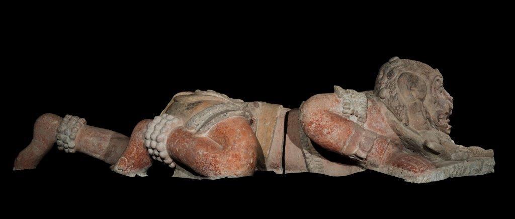 Drents Museum Maya's Jaguarkrijger