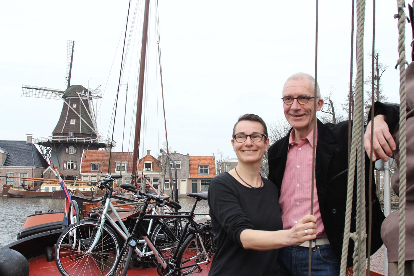 Wonen Op Woonboot : Wonen woonboot drenthe drenthe magazine