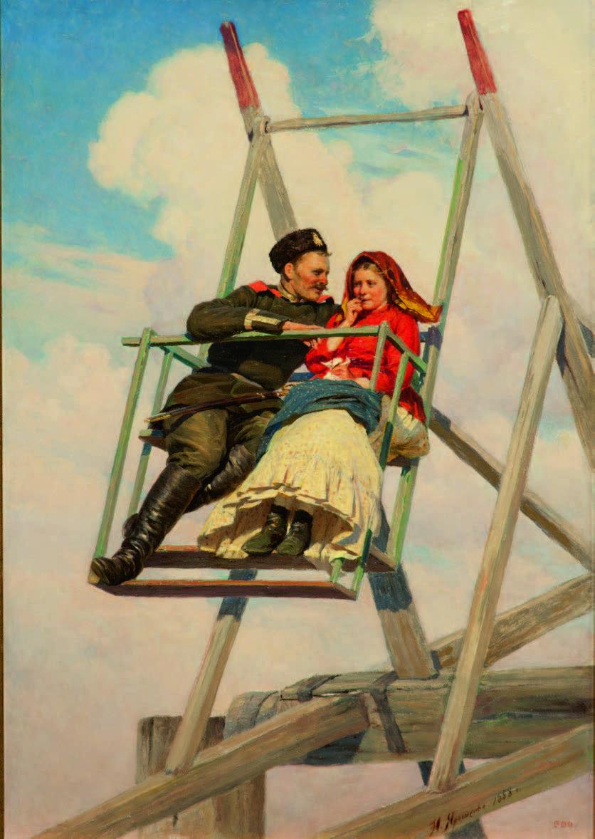 nikolay-yaroshenko-op-de-schommel-1880-staats-russisch-museum-st-petersburg