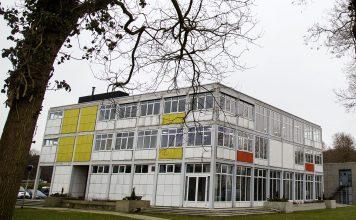 RLS gebouw Eelde