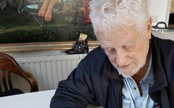 Striptekenaar Jan Kruis