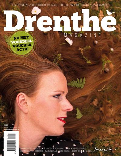 Drenthe Magazine Cover